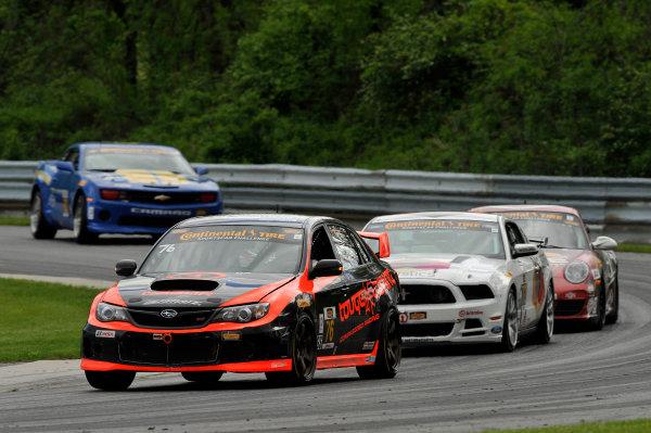 23-24 May, 2014, Lakeville, Connecticut USA 76, Subaru, WRX-STI, GS, Ray Mason, Ryan Winchester ©2014 Scott R LePage  LAT Photo USA