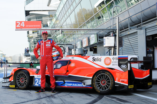 2017 FIA World Endurance Championship, 31st March - 2nd April, 2017, Monza Prologue,  Vitaly Petrov (RUS) - CEFC MANOR TRS RACING - Oreca 07 ? Gibson World Copyright: JEP/LAT Images.