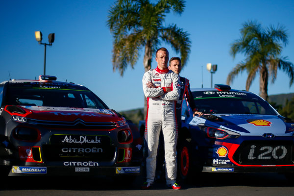 2017 FIA World Rally Championship, Round 05, Rally Argentina, April 27-30, 2017, Kris Meeke, Citroen, Portrait, Worldwide Copyright: McKlein/LAT