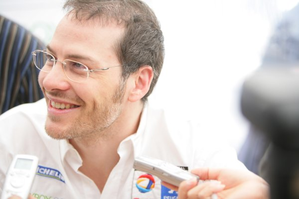 2007 Le Mans Test Day
