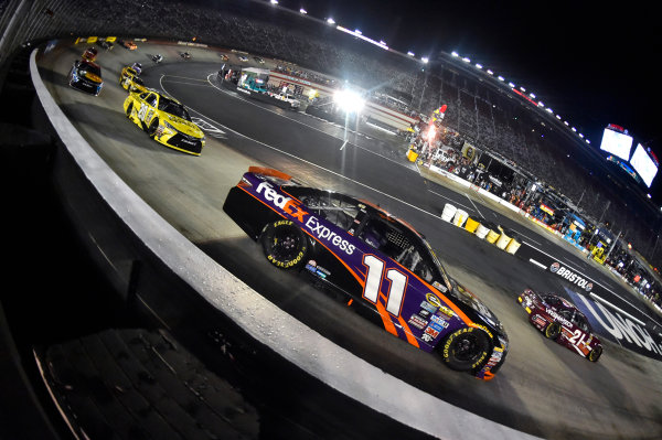 18-20 August, 2016, Bristol, Tennessee USA Denny Hamlin, FedEx Express Toyota Camry ? 2016, Nigel Kinrade LAT Photo USA