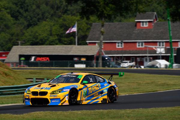 26-28 August, 2016, Alton, Virginia USA 97, BMW, M6 GT3, GTD, Michael Marsal, Markus Palttala ?2016, Scott R LePage  LAT Photo USA