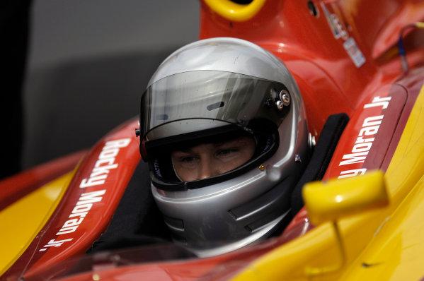 27 May, 2005 Indianapolis Motor Speedway, USARocky Moran, Jnr.-F Peirce Williams 2005 USALAT Photographic