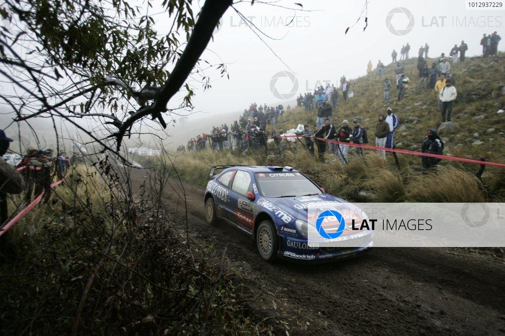 2006 FIA World Rally Champs. Round 6