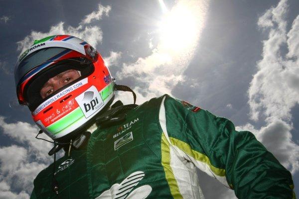 Sprint race winner Adam Carroll (GBR), driver of A1 Team Ireland. A1GP, Rd7, Brands Hatch, England, Sunday 3 May 2009.