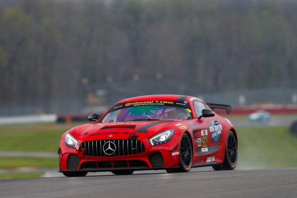 #92 Ramsey Racing, Mercedes-AMG, GS: Mark Ramsey, Alexandre Premat