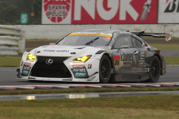 Morio Nitta & Sena Sakaguchi, LM Corsa K-Tunes Racing, Lexus RC F GT3, 3rd position