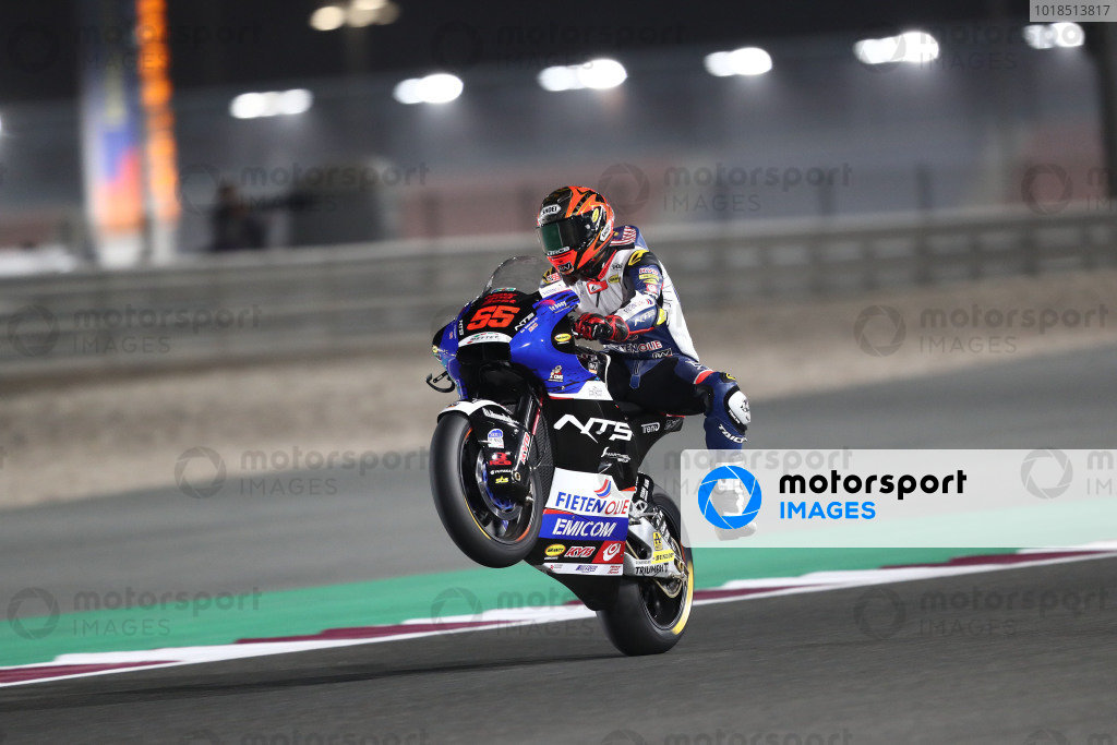 Hafizh Syahrin, Moto2, Qatar MotoGP, 26 March 2021