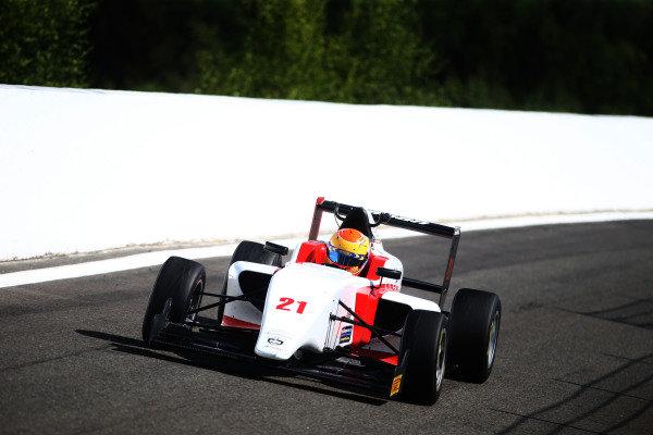 Joshua Mason (GBR) Lanan Racing BRDC British F3
