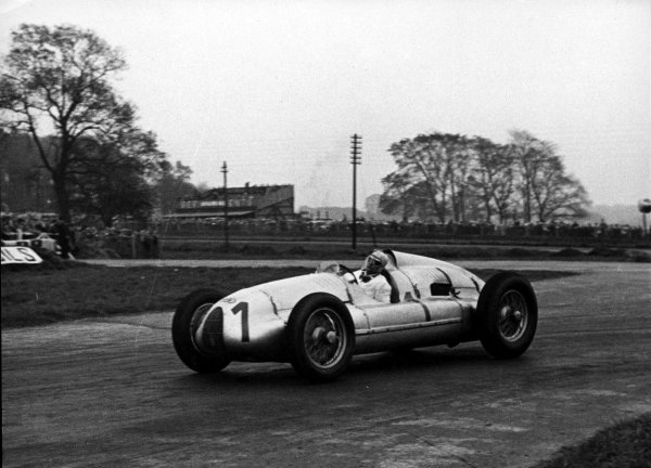 1938 Donington Grand Prix.