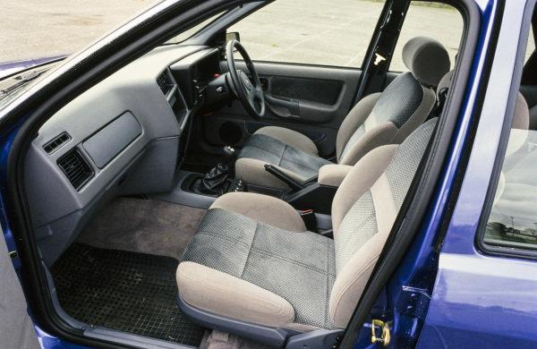 Ford Sierra XR 4x4.