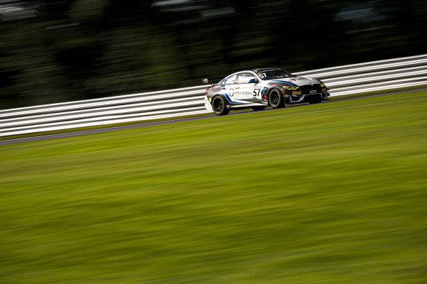 #57 Gus Burton /  Will Burns - Century Motorsport BMW M4 GT4