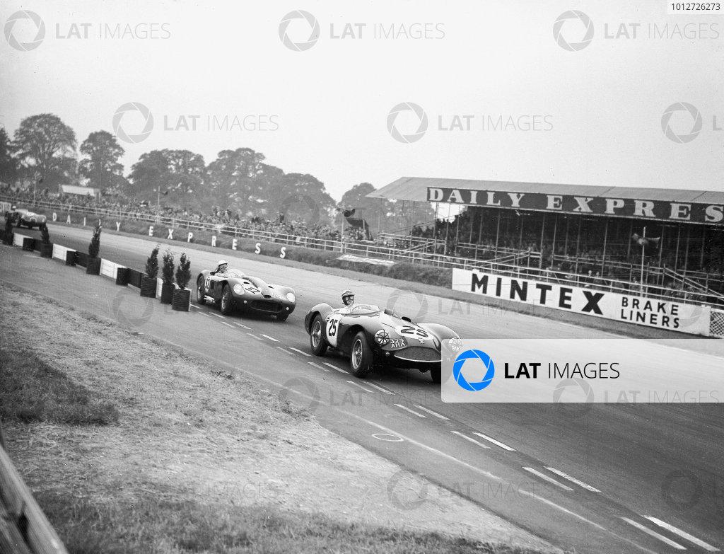 1956 British Grand Prix Sports Car race.