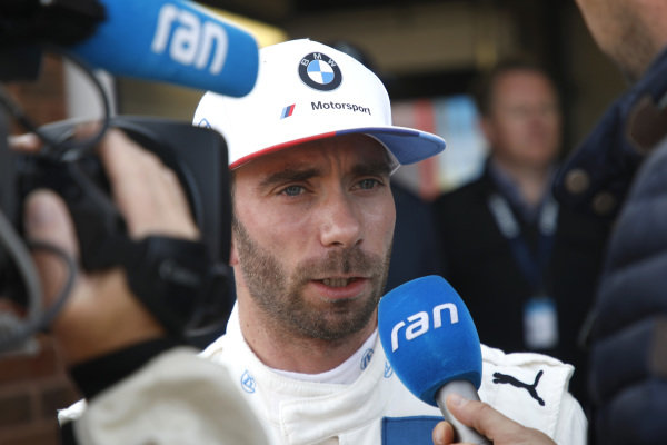 Philipp Eng, BMW Team RBM.
