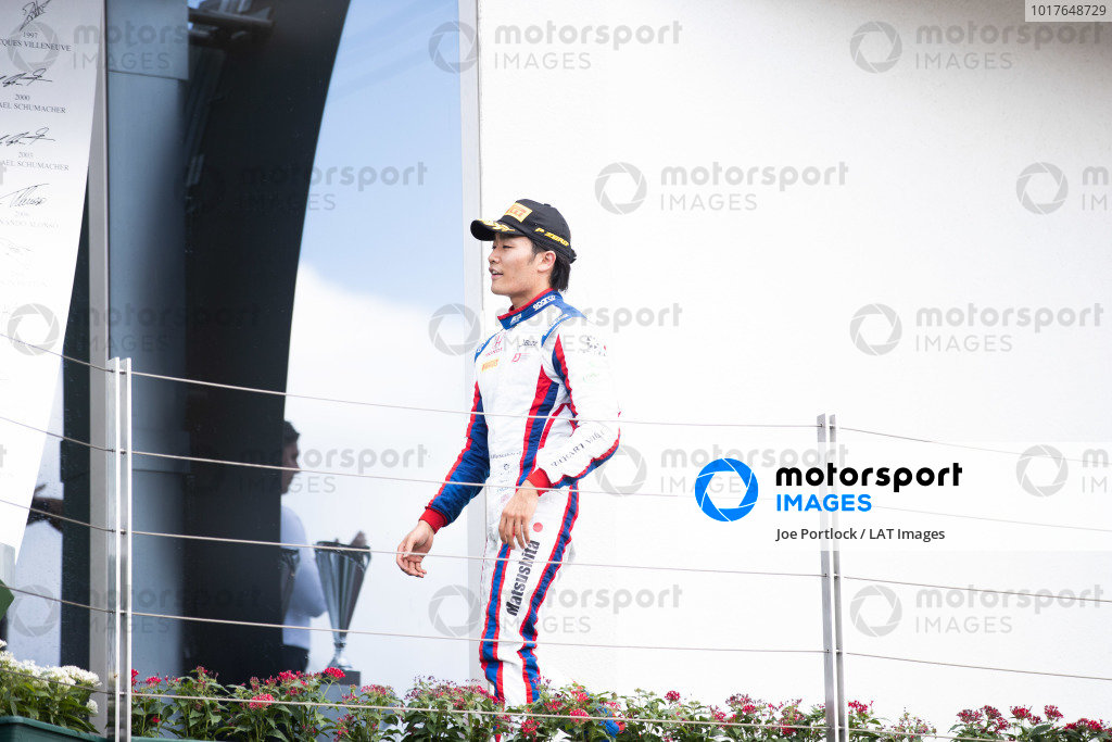 HUNGARORING, HUNGARY - AUGUST 04: Nobuharu Matsushita (JPN, CARLIN) during the Hungaroring at Hungaroring on August 04, 2019 in Hungaroring, Hungary. (Photo by Joe Portlock / LAT Images / FIA F2 Championship)