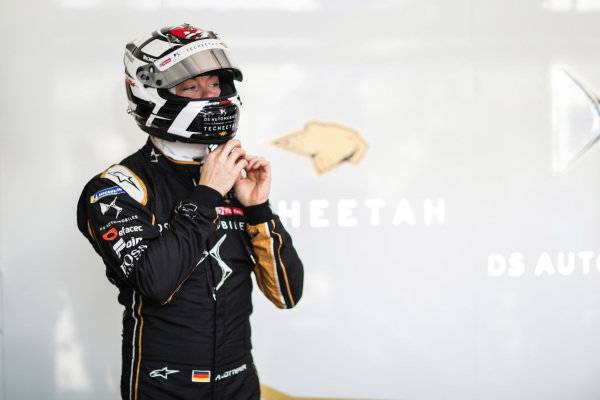 Andre Lotterer (DEU), DS TECHEETAH, prepares to go on track