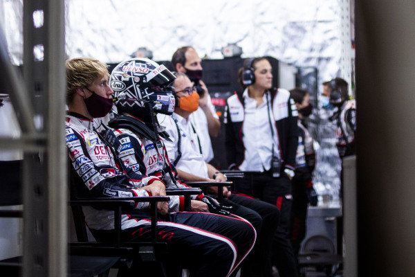 Toyota Gazoo Racing, Toyota TS050 Hybrid: Brendon Hartley & Kazuki Nakajima