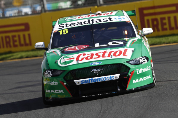Rick Kelly, Kelly Racing Ford