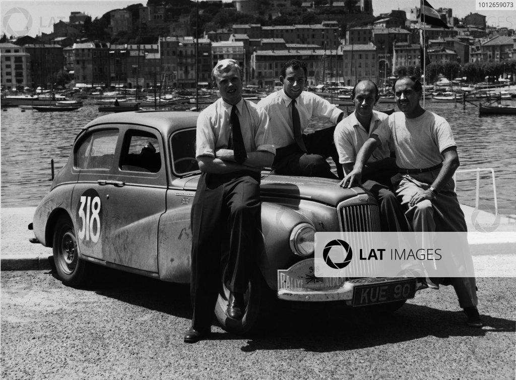 Cannes, France. 11th - 16th July 1952.