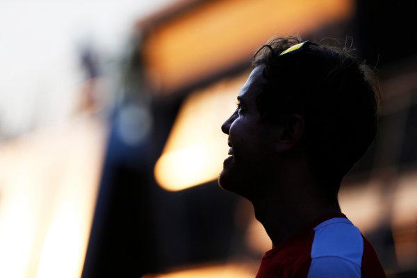 Hungaroring, Budapest, Hungary. Friday 24 July 2015. Sebastian Vettel, Ferrari. World Copyright: Charles Coates/LAT Photographic ref: Digital Image _N7T6268