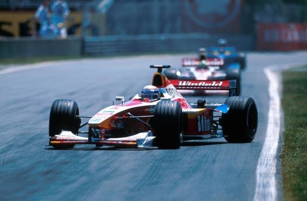 Alex Zanardi(ITA) Canadian GP, Montreal, 13 June 1999