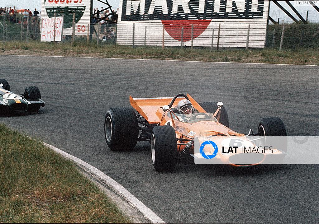 1969 Dutch Grand Prix.