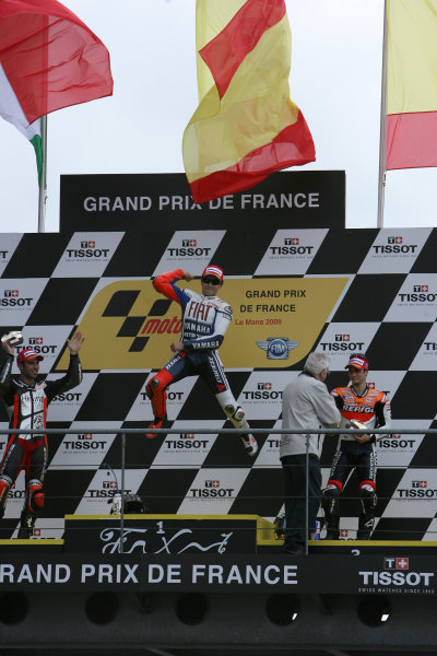 Le Mans, France. 16th - 17th May 2009.