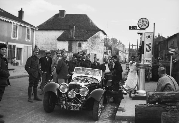 Bremgarten, Berne, Switzerland. 20 August 1939.
