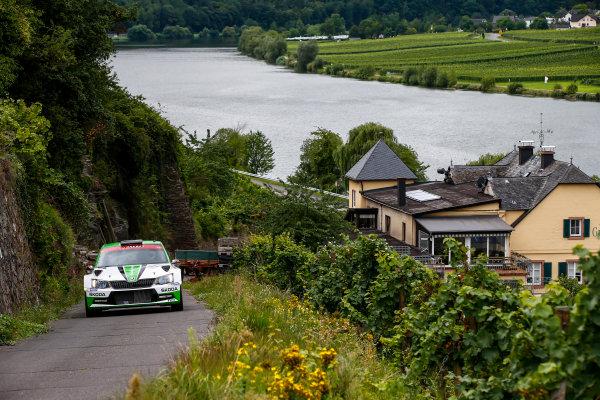 2017 FIA World Rally Championship, Round 10, Rallye Deutschland, 17-20 August, 2017, Jan Kopecky, Skoda, action, Worldwide Copyright: McKlein/LAT