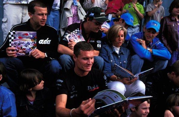 BF3 Photos: Silverstone (2002)