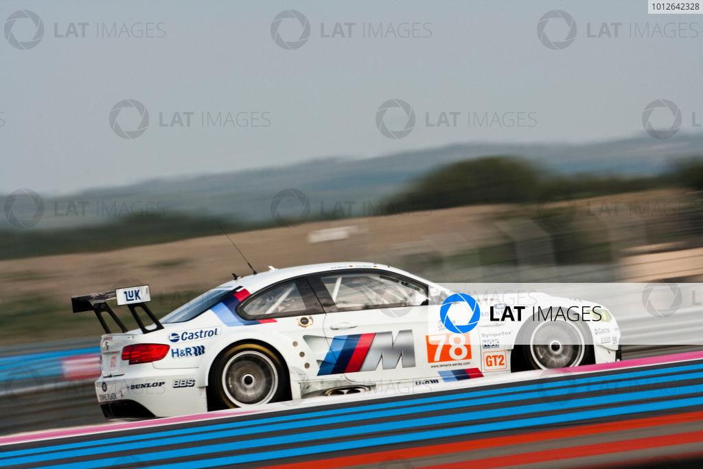 2010 Le Mans Series.