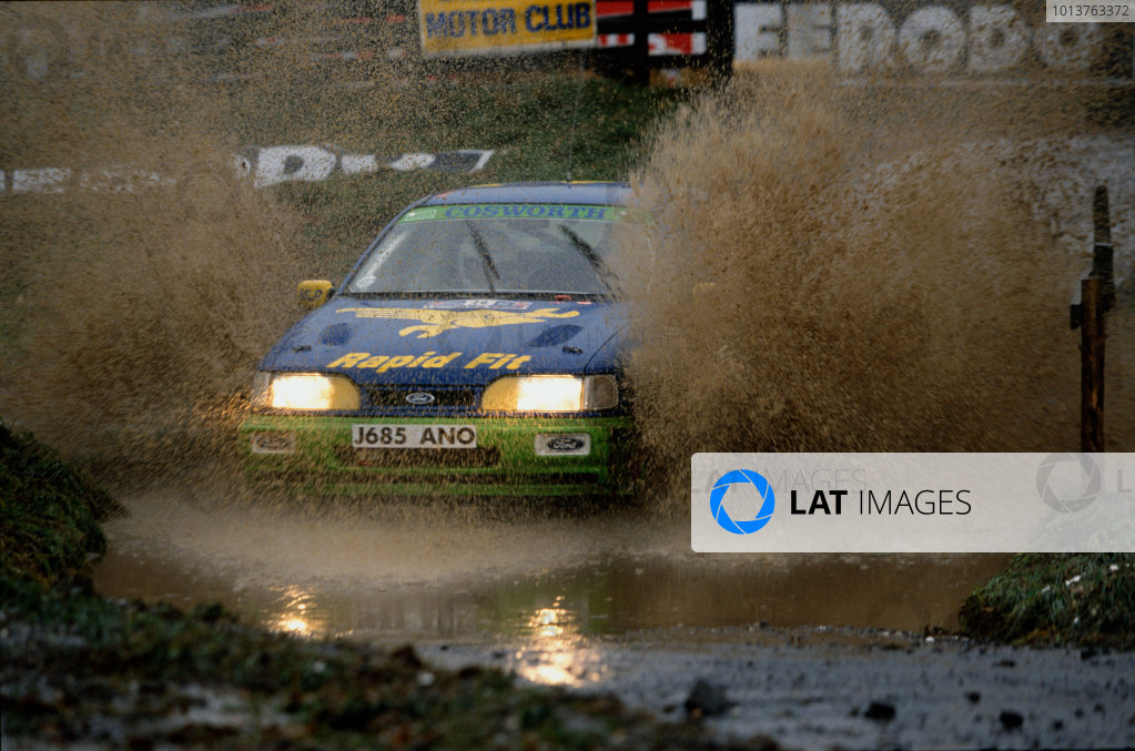 Chester, England. 22nd - 25th November 1992.