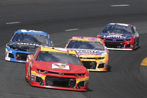 #42: Kyle Larson, Chip Ganassi Racing, Chevrolet Camaro McDonald's