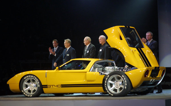 2002 Detroit Auto Show, 6-11 January, 2002, Detroit, Michigan, USA