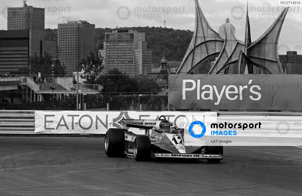 1978 Canadian Grand Prix.