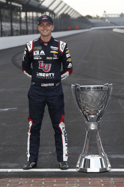 #24: William Byron, Hendrick Motorsports, Chevrolet Camaro Liberty University