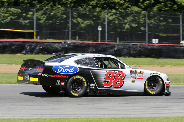 #98: Chase Briscoe, Stewart-Haas Racing, Ford Mustang Ford Performance