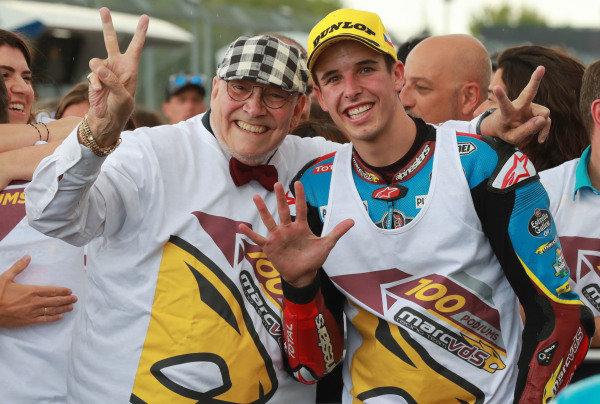 Alex Marquez, Marc VDS Racing,  Marc van der Straten, Marc VDS Racing