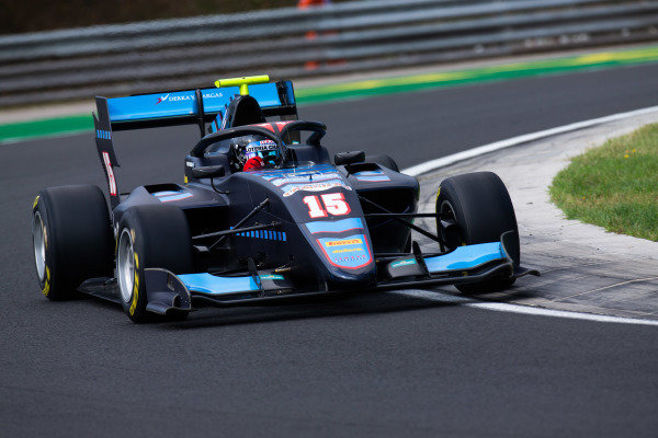HUNGARORING, HUNGARY - AUGUST 03: Federico Malvestiti (ITA, Jenzer Motorsport) during the Hungaroring at Hungaroring on August 03, 2019 in Hungaroring, Hungary. (Photo by Joe Portlock / LAT Images / FIA F3 Championship)