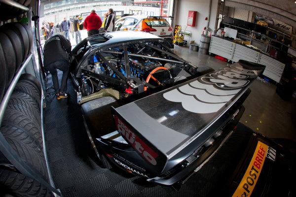 #777 H & R Spezialfedern Ford GT