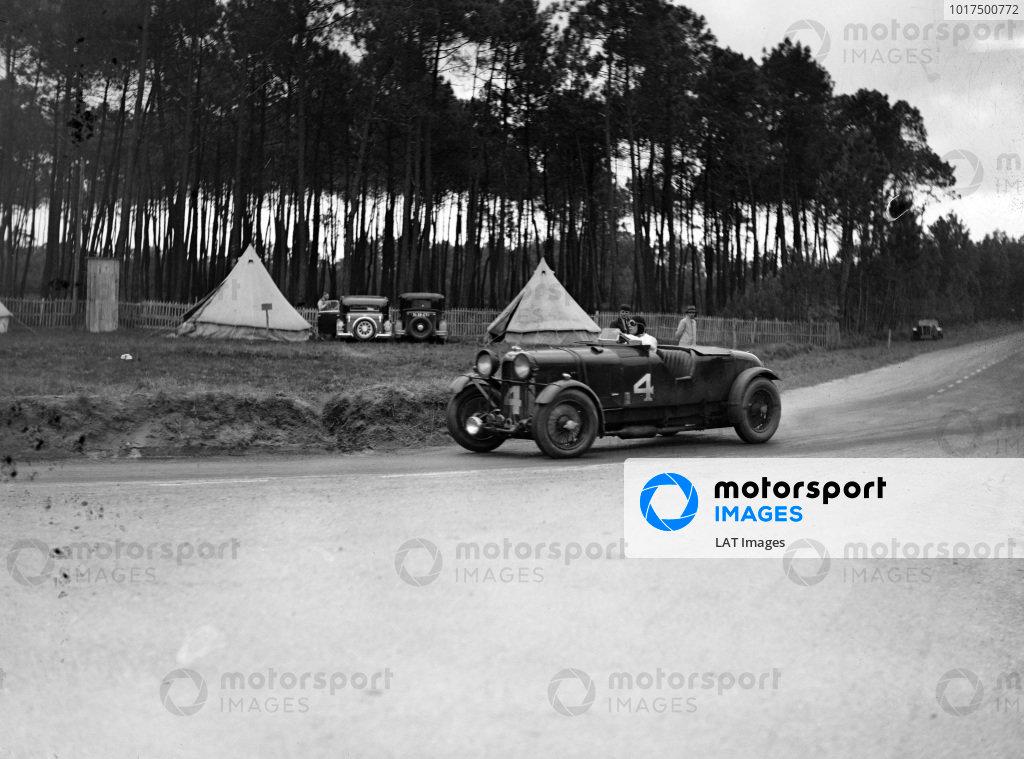 Johnny Hindmarsh / Luis Fontés, Fox & Nichol, Lagonda Rapide M45.