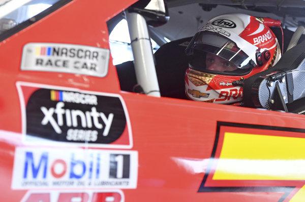 #7: Justin Allgaier, JR Motorsports, Chevrolet Camaro BRANDT