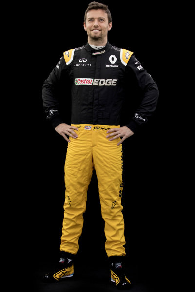 Jolyon Palmer (GBR) Renault Sport F1 Team at Formula One World Championship, Rd1, Australian Grand Prix, Preparations, Albert Park, Melbourne, Australia, Thursday 23 March 2017.
