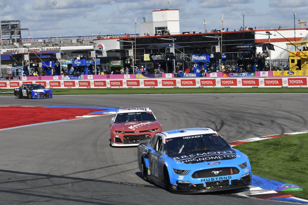 #78: Scott Heckert, Live Fast Motorsports, Ford Mustang Bremont Chronometers