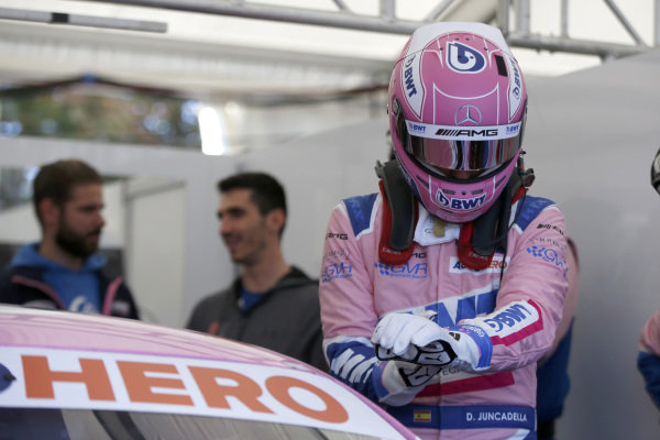 Daniel Juncadella, Mercedes-AMG Team GruppeM Racing.