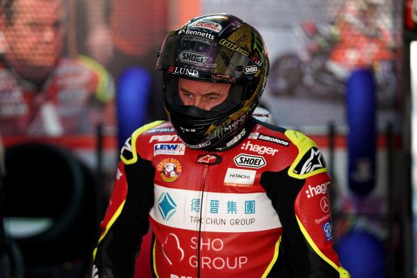 John McGuinness, Tak Chun Group by PBM Ducati Ducati V4 Panigale.
