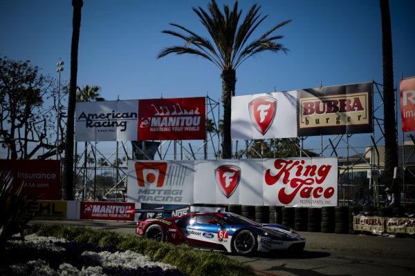 #67 Ford Chip Ganassi Racing Ford GT, GTLM: Ryan Briscoe, Richard Westbrook