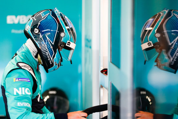 Ma Qing Hua (CHI), NIO Formula E Team, NextEV NIO Sport 003.