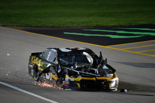 #31: Ryan Newman, Richard Childress Racing, Chevrolet Camaro Bass Pro Shops / Cabela's