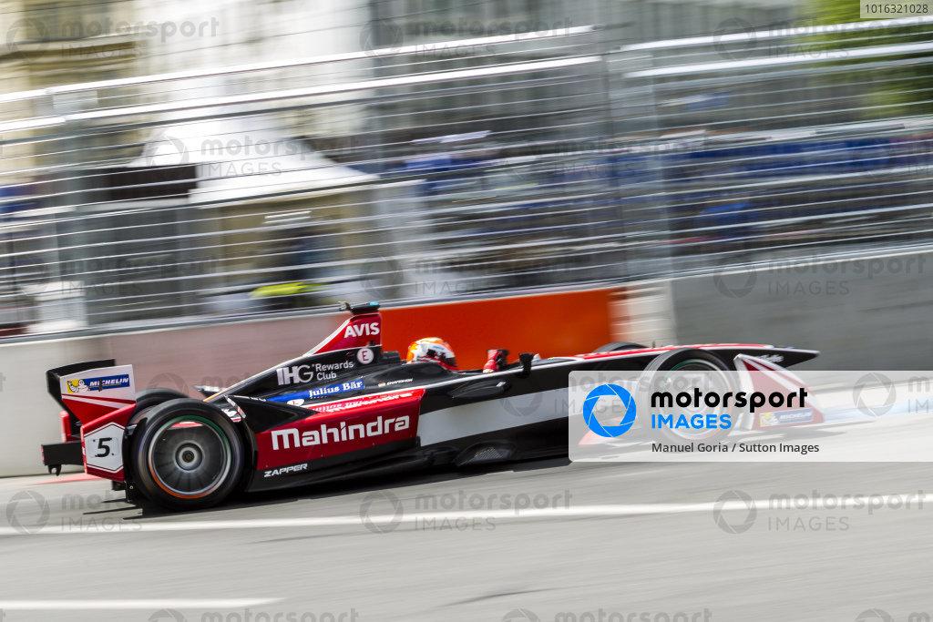 Karun Chandhok (IND) - Mahindra Racing at Formula E Championship, Rd9, Moscow, Russia, 4-6 June 2015.